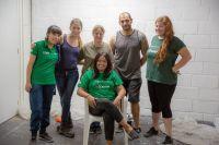 Projects Abroad partner åbner nye sovesale på migrantcenter i Mexico