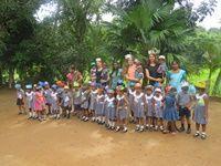 Frivilligberetning fra ungdomsprojekt i Sri Lanka