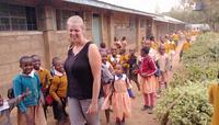 Nye undervisningsprojekter i Kenya