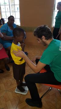 Medicinsk outreach i børnehøjde