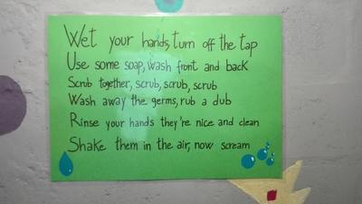 Sådan sparer du på vandet når du vasker hænder