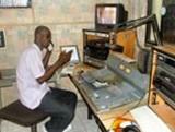 Senegal journalism volunteers broadcast to the world