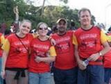 Volunteers Join the Great Ethiopian Run