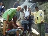 Volunteer in Ghana Stars in Nollywood Movie