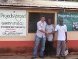 Exciting opportunities at Ho Leprosy village, Ghana