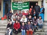 Projects Abroad Nepal Fund Medical Camp