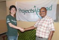 Our First Volunteers Arrive in Kenya