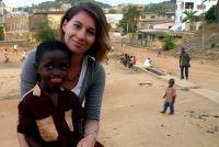 Ghana Volunteer Takes on Round the World Yacht Race