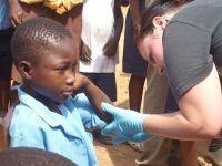 Ghana Medicine Volunteer Becomes Doctor