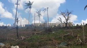 Cyclone Winston was the most powerful storm to ever hit Fiji and destroyed and damaged many homes and schools.