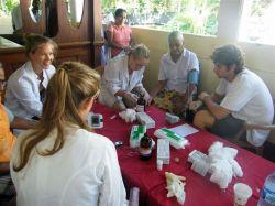 Stage médecine au Sri Lanka