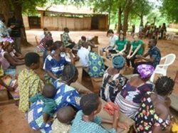 Campagne de sensibilisation aux Droits de l'Homme en Afrique