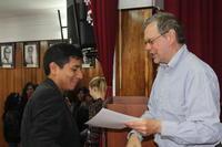 Forte demande de formation pour les enseignants au Pérou