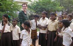 Inde: nos volontaires aident à l'édition d'un livret pédagogique sur l'environnement