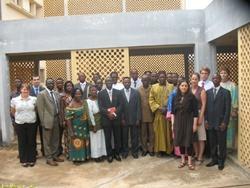Mission Droits de l'homme au Togo: conférence avec la Ligue Togolaise des Droits de l'Homme