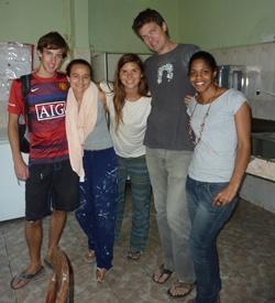 Humanitaire au Brésil