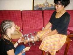 Mission kinésithérapie au Népal