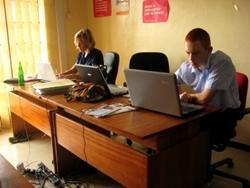 OFFRE D'EMPLOI: Conseiller de volontaires au Maroc