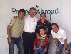 humanitaire au Mexique