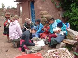 mission archéologie au Pérou