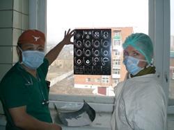 Volontariat international en médecine