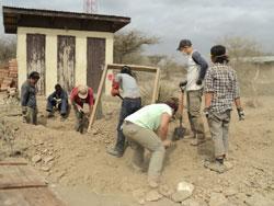 humanitaire en Tanzanie