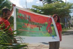 Lutte contre le VIH en Jamaïque