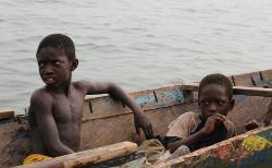 Droits de l'Homme: lutte contre le traffic d'enfants au Ghana