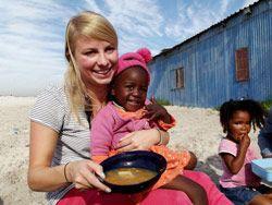 Humanitaire Afrique du Sud