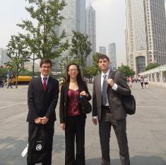 stages business en Chine