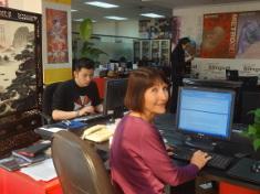 stages journalisme en Chine