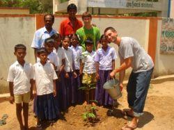 écovolontariat en Inde