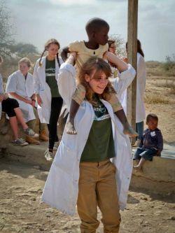 humanitaire en Afrique du Sud