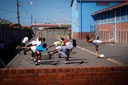 Encadrement sportif Afrique du Sud