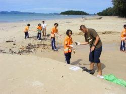 Nos écovolontaires à l'honneur en 2012