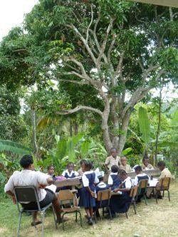 missions de volontariat en Jamaïque