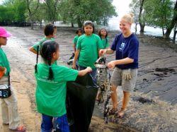 écovolontariat Thaïlande