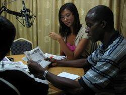 Stage Journalisme Ghana