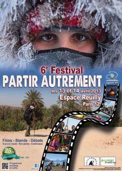 Festival Partir Autrement en avril à Paris