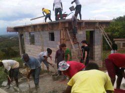 Jamaïque - Projet Construction pour les plus démunis