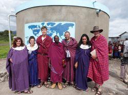 Projet Eau et Assainissement pour les Massaï