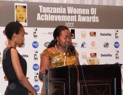 Tanzanie – Notre directrice récompensée