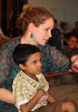 Volontariat auprès d'enfants autistes
