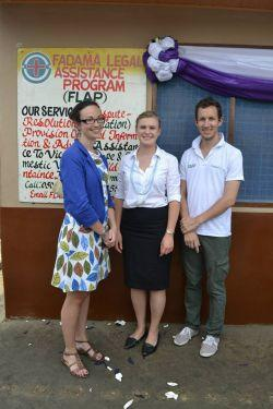 Ghana: Ouverture d'un centre d'assistance juridique