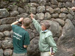 Explorations incas au Pérou
