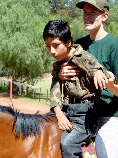 kinésithérapie en Bolivie