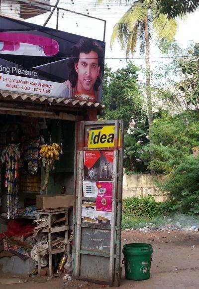 Bollywood versus Madurai