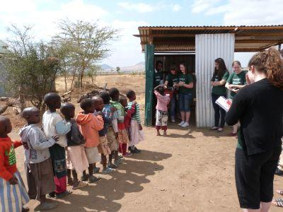 Stage humanitaire médical: santé publique et nutrition