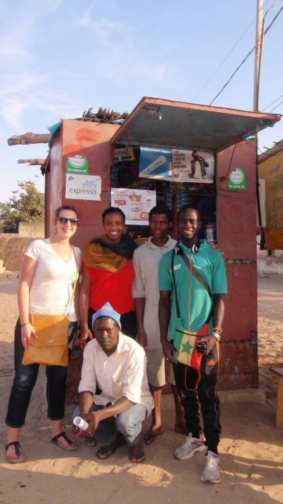 Microfinance au Sénégal