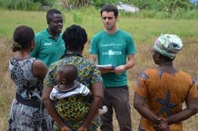Stage de microfinance au Ghana